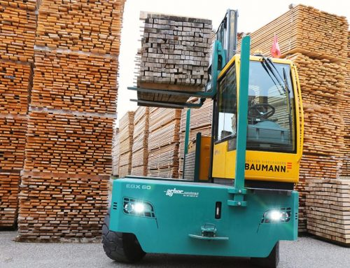 Baumann EGX Electric Sideloaders