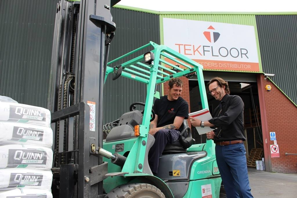 What is a forklift licence?