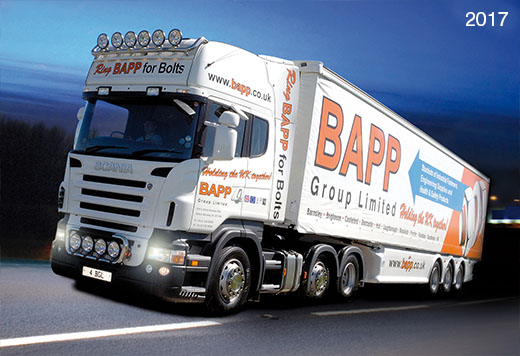 BAPP Group takes delivery of new order pickers