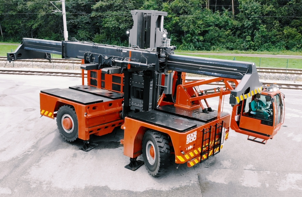 Baumann Launch 50 Tonnes Capacity Behemoth